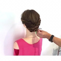 お祭り 夏 ボブ デート ヘアスタイルや髪型の写真・画像