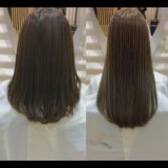 ナチュラル ロングヘア 髪質改善トリートメント ロングヘアスタイル ヘアスタイルや髪型の写真・画像