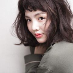大人かわいい ゆるふわ ストリート 外国人風 ヘアスタイルや髪型の写真・画像
