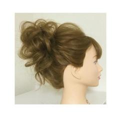 ヘアアレンジ セミロング リラックス デート ヘアスタイルや髪型の写真・画像