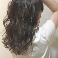 ヘアアレンジ デート ツヤ髪 黒髪 ヘアスタイルや髪型の写真・画像