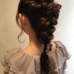 ショート 簡単ヘアアレンジ ゆるふわ 大人女子 ヘアスタイルや髪型の写真・画像
