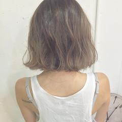 ハイライト 大人女子 ストリート 色気 ヘアスタイルや髪型の写真・画像