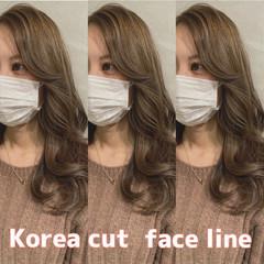 ナチュラル 韓国風ヘアー ミニボブ 切りっぱなしボブ ヘアスタイルや髪型の写真・画像