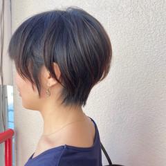 エレガント ミニボブ ショートヘア ショートボブ ヘアスタイルや髪型の写真・画像