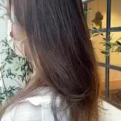 ゆるふわ デート エレガント ハイライト ヘアスタイルや髪型の写真・画像