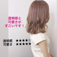 インナーカラー ダブルカラー ナチュラル 外国人風カラー ヘアスタイルや髪型の写真・画像