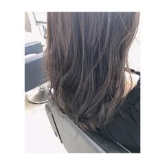 イルミナカラー 透明感 デート ハイライト ヘアスタイルや髪型の写真・画像