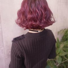 外国人風 ショート 簡単ヘアアレンジ ストリート ヘアスタイルや髪型の写真・画像