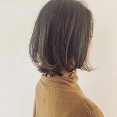 インナーカラー イルミナカラー 外国人風 外ハネ ヘアスタイルや髪型の写真・画像