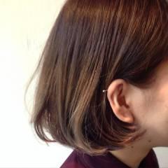 アッシュベージュ アッシュ ナチュラル グラデーションカラー ヘアスタイルや髪型の写真・画像