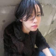 ストリート パンク ロング 春 ヘアスタイルや髪型の写真・画像