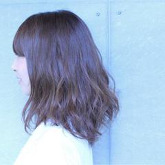 ストリート 暗髪 アッシュ グラデーションカラー ヘアスタイルや髪型の写真・画像