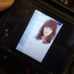 冬 モテ髪 コンサバ 卵型 ヘアスタイルや髪型の写真・画像
