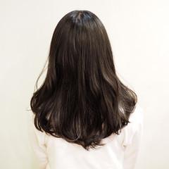 時短 かわいい ゆるふわ ロング ヘアスタイルや髪型の写真・画像
