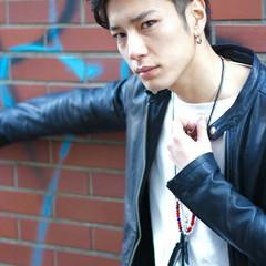 黒髪 ショート ボーイッシュ かっこいい ヘアスタイルや髪型の写真・画像