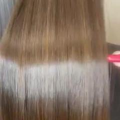 ミニボブ ロング 髪質改善 髪質改善トリートメント ヘアスタイルや髪型の写真・画像