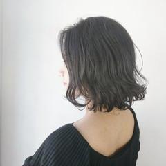 外国人風 愛され 透明感 アッシュ ヘアスタイルや髪型の写真・画像