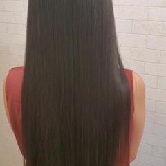 縮毛矯正 ナチュラル 艶髪 縮毛矯正名古屋市 ヘアスタイルや髪型の写真・画像