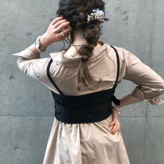 フェミニン 成人式 結婚式 デート ヘアスタイルや髪型の写真・画像