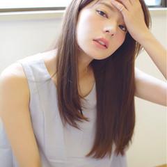 大人かわいい ナチュラル ピュア フェミニン ヘアスタイルや髪型の写真・画像
