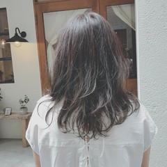 ゆるふわ 大人かわいい 外国人風カラー デート ヘアスタイルや髪型の写真・画像