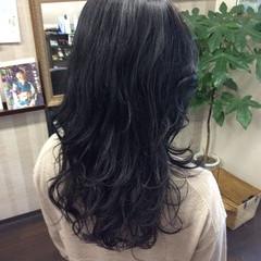 デジタルパーマ ゆるふわパーマ パーマ ナチュラル ヘアスタイルや髪型の写真・画像