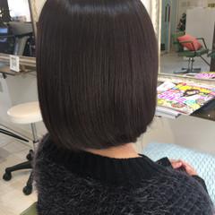 デート 暗髪 ガーリー グレージュ ヘアスタイルや髪型の写真・画像
