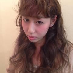 ベース型 秋 ヘアスタイルや髪型の写真・画像