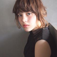外国人風 ストリート パーマ ショート ヘアスタイルや髪型の写真・画像
