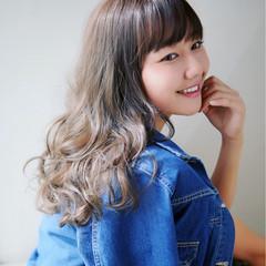 アッシュ ショート ストリート ヘアアレンジ ヘアスタイルや髪型の写真・画像