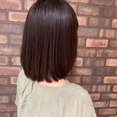 ダメージレス 艶髪 ボブ 髪質改善 ヘアスタイルや髪型の写真・画像