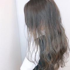 髪質改善 ロング 髪質改善トリートメント 髪質改善カラー ヘアスタイルや髪型の写真・画像