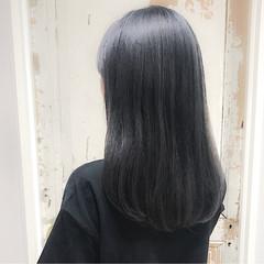 ハイトーン ハイライト オフィス 透明感 ヘアスタイルや髪型の写真・画像