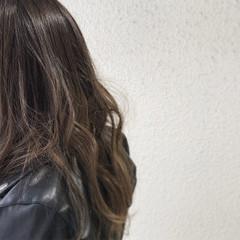 透明感 ストリート 大人かわいい ナチュラル ヘアスタイルや髪型の写真・画像