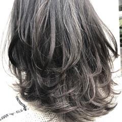 グラデーションカラー ナチュラル 大人かわいい 抜け感 ヘアスタイルや髪型の写真・画像