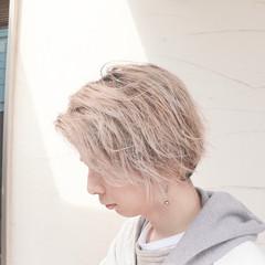 アッシュ ストリート パーマ メンズ ヘアスタイルや髪型の写真・画像