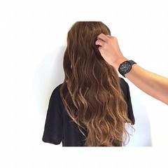 ヘアアレンジ ロング 簡単ヘアアレンジ 梅雨 ヘアスタイルや髪型の写真・画像