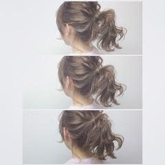 ナチュラル ショート ミディアム 大人かわいい ヘアスタイルや髪型の写真・画像