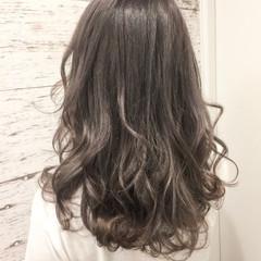 大人女子 ヘアアレンジ イルミナカラー 似合わせ ヘアスタイルや髪型の写真・画像
