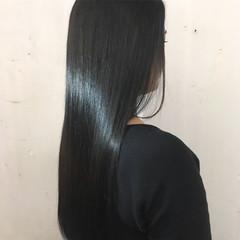 艶髪 ブルージュ 上品 エレガント ヘアスタイルや髪型の写真・画像