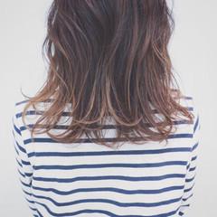 透明感 暗髪 外国人風 ストリート ヘアスタイルや髪型の写真・画像