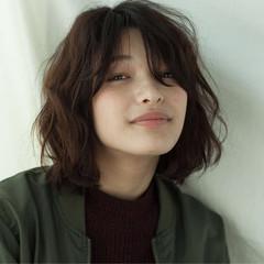 大人女子 モテ髪 ボブ ピュア ヘアスタイルや髪型の写真・画像