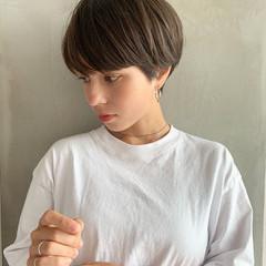 大人女子 ナチュラル 上品 ボブ ヘアスタイルや髪型の写真・画像