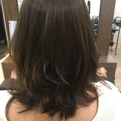 ミディアム レイヤーカット ボブ ヘアアレンジ ヘアスタイルや髪型の写真・画像