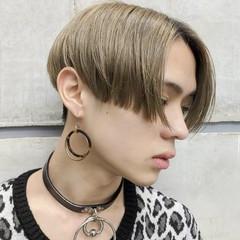 メンズショート ショート 刈り上げ メンズヘア ヘアスタイルや髪型の写真・画像