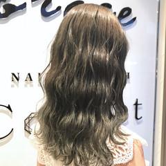 グラデーションカラー 外国人風カラー ナチュラル 外国人風 ヘアスタイルや髪型の写真・画像