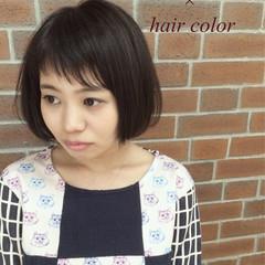 アッシュ 色気 ナチュラル 外国人風 ヘアスタイルや髪型の写真・画像