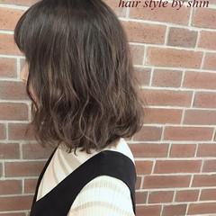 こなれ感 大人女子 パーマ ニュアンス ヘアスタイルや髪型の写真・画像