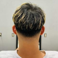 ヘアカラー ストリート ショート ブリーチカラー ヘアスタイルや髪型の写真・画像